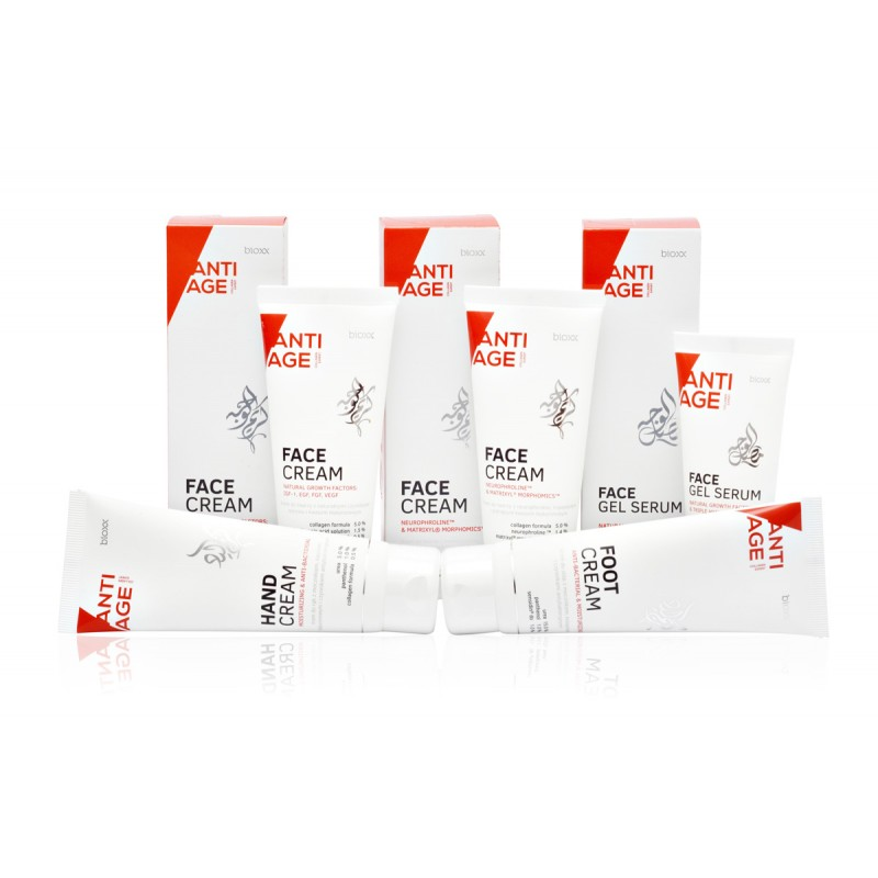 Products set of Anti Age Collagen Expert line